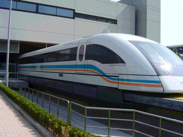 Electromagnets In Everyday Life Maglev Trains